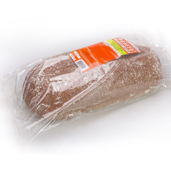 TastyBakery.nl | Panito Rustiek bruin brood van natuurdesem 1 doos met 6 stuks